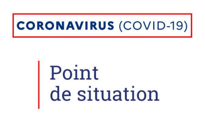 Le point sur la pandémie Covid au 23 avril 2021